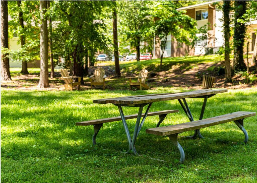 apartments in chapel hill picnic area