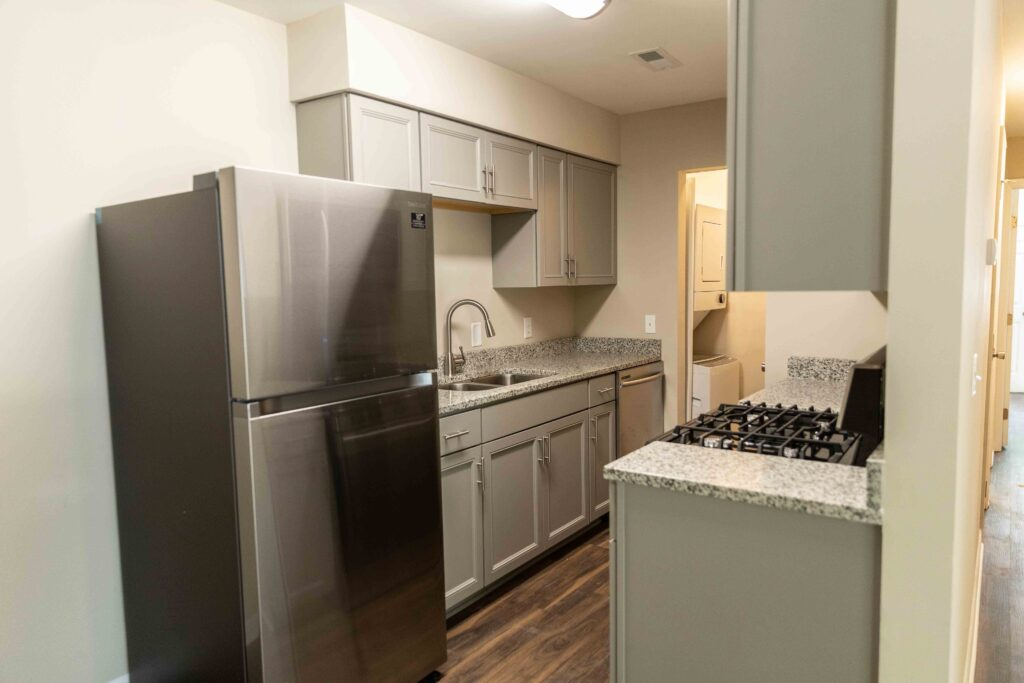 apartments in chapel hill kitchen
