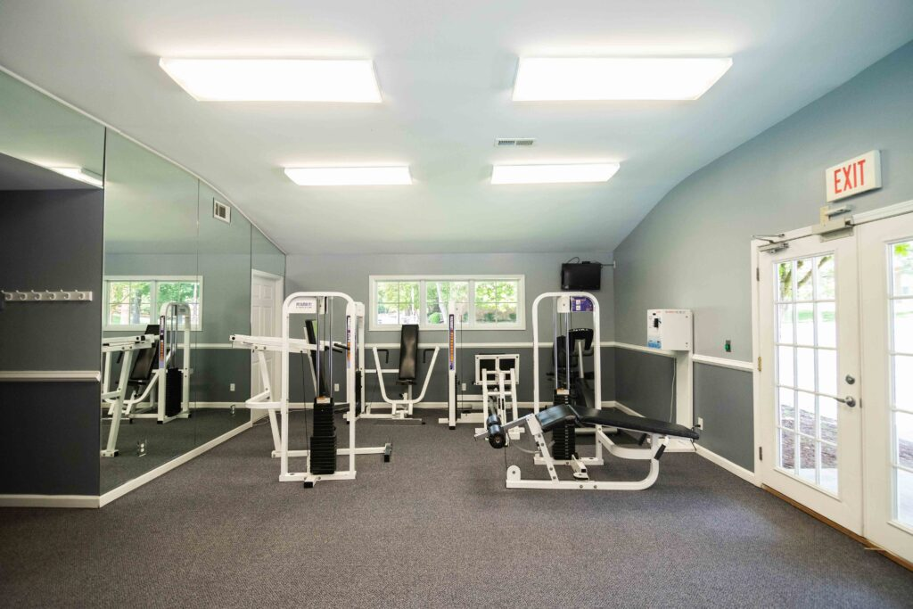 apartments in chapel hill fitness center